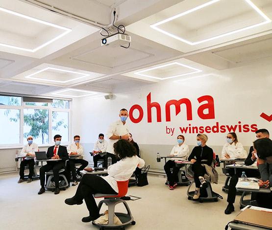 ohma hospitality management academy